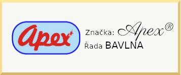 Apex® produktová řada Bavlna