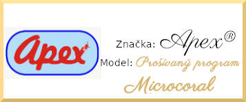 Prošívaný program Microcoral