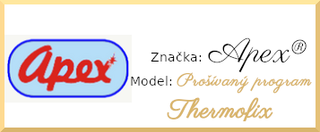 Prošívaný program Thermofix
